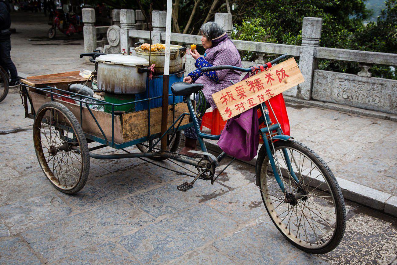 Yangshuo Street Food