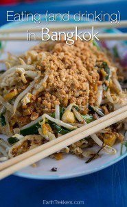 Bangkok where and what to eat