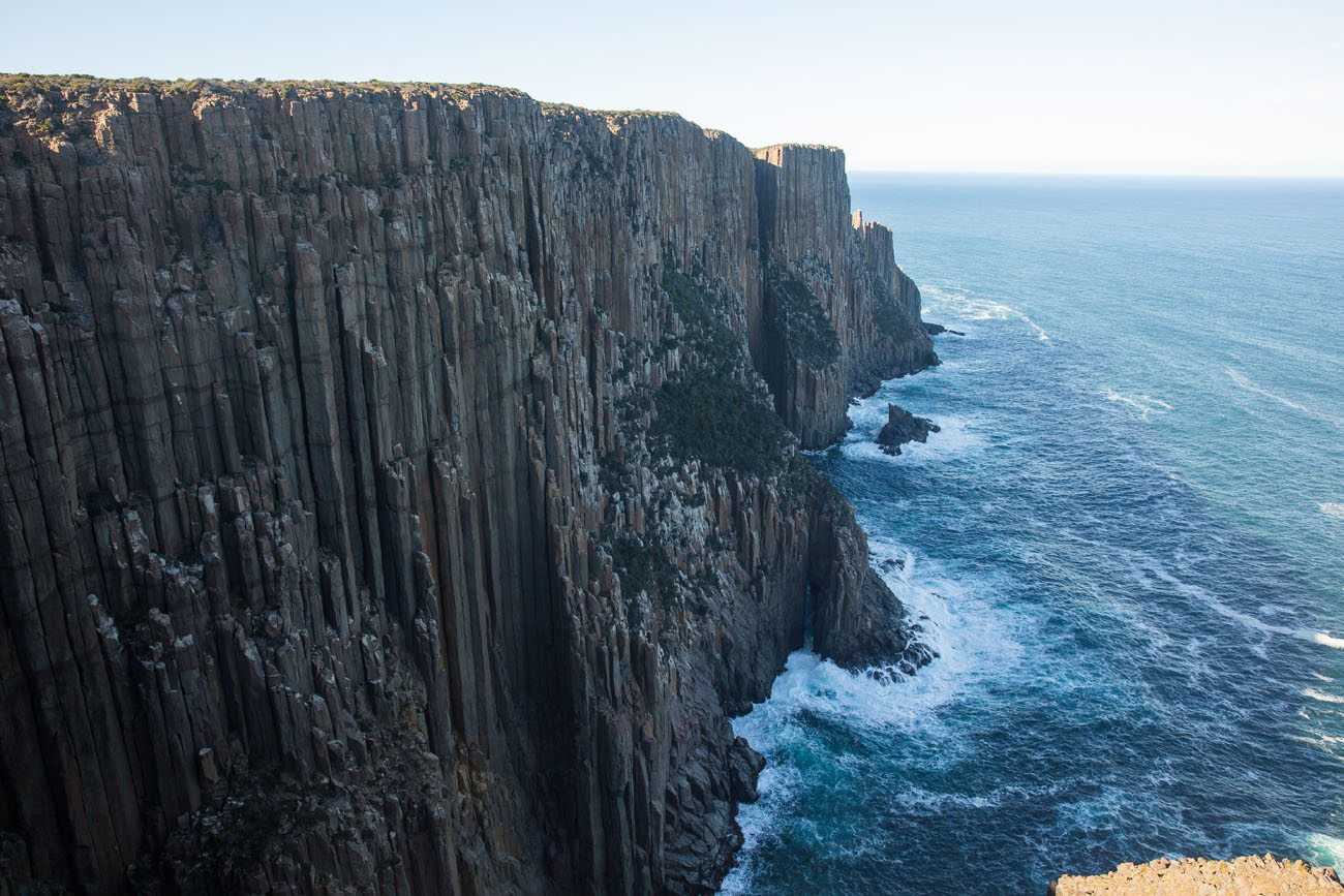 Cape Raoul Cliff