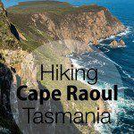 Cape Raoul Tasmania Australia