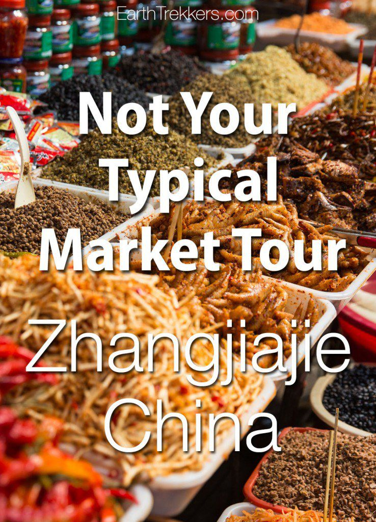 China Market Tour