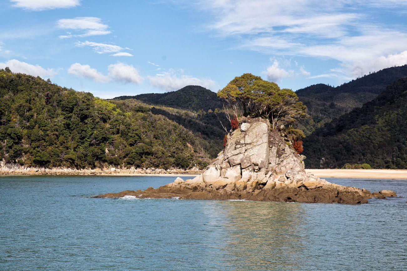 Cruise Abel Tasman