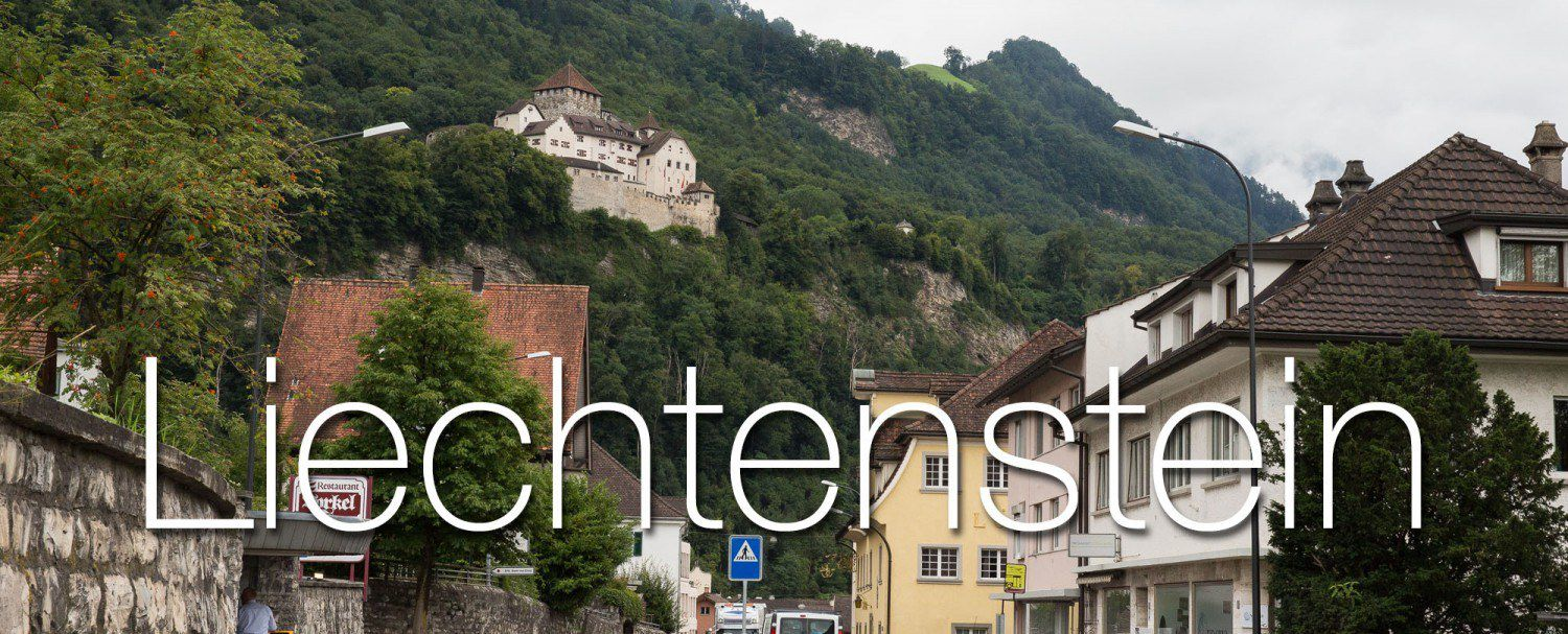 Destination Liechtenstein
