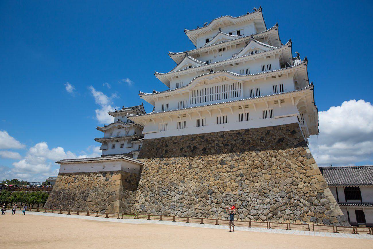 Earth Trekkers Himeji Castle