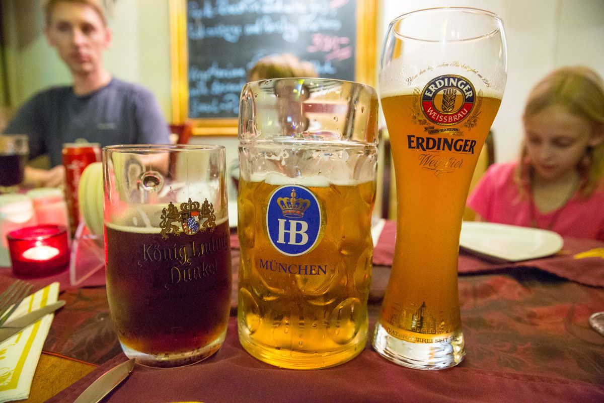 German Beer in Bangkok