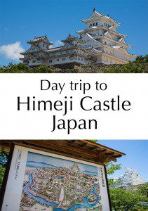 Himeji Castle Day Trip Japan