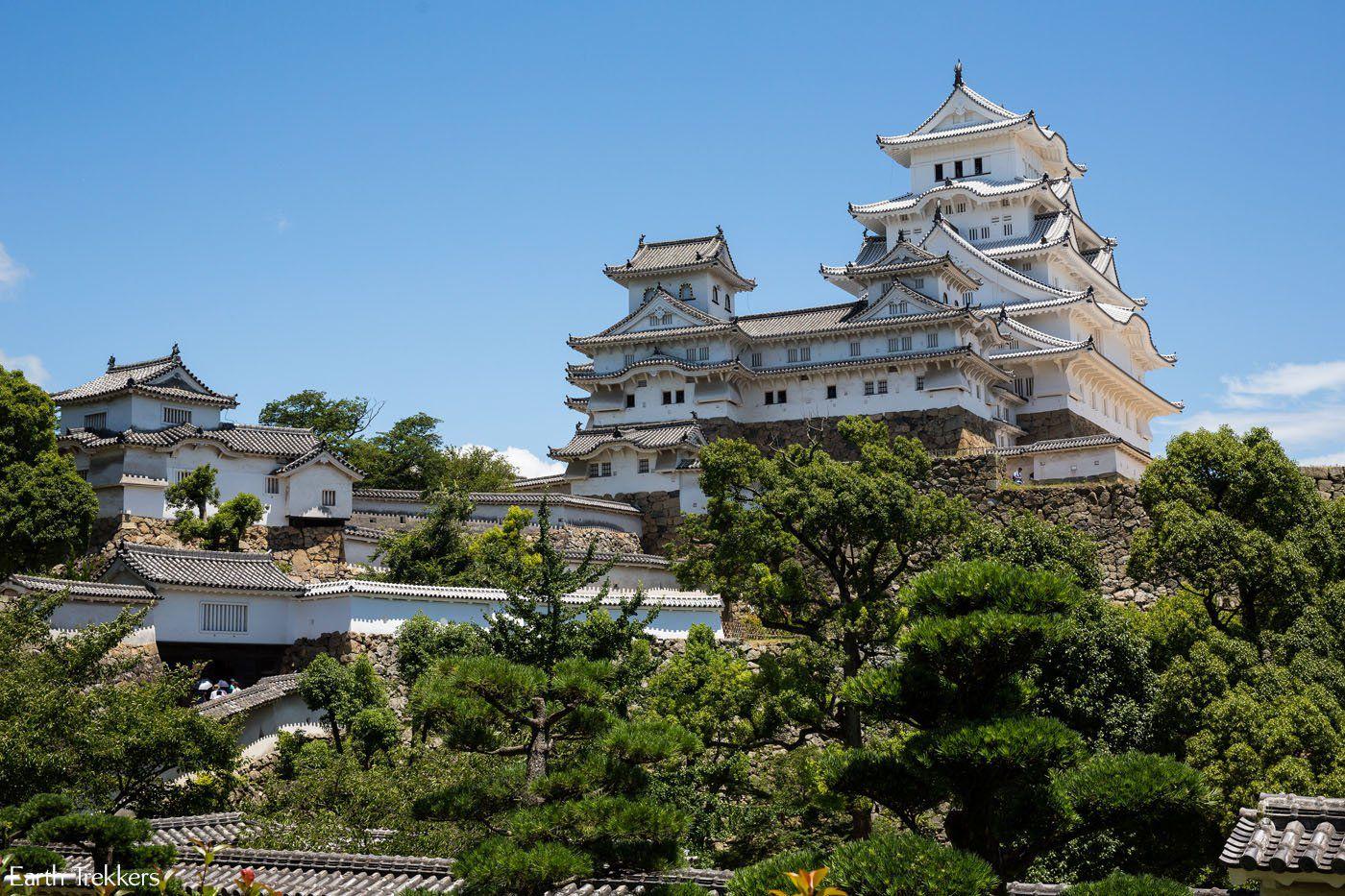 day trip to himeji castle in japan earth trekkers