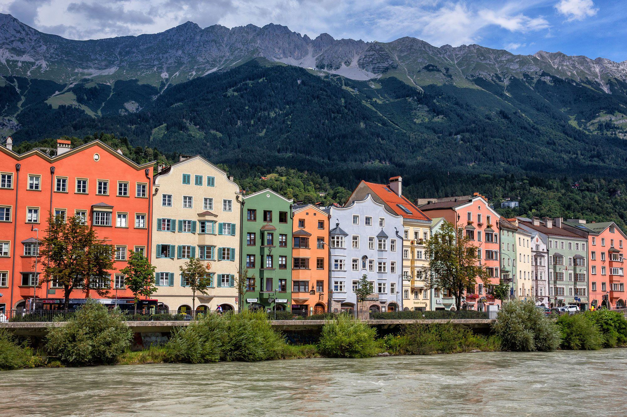 Innsbruck Austria Vacation Planning