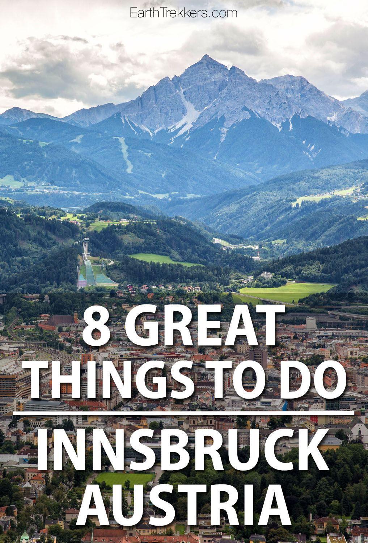 Innsbruck Austria things to do