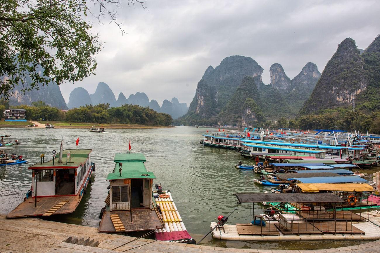 Li River Boats
