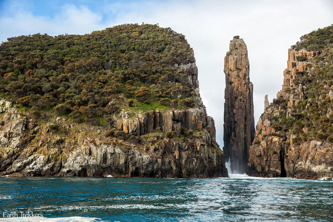 On the Tasman Island Cruise