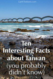 Taiwan Interesting Facts