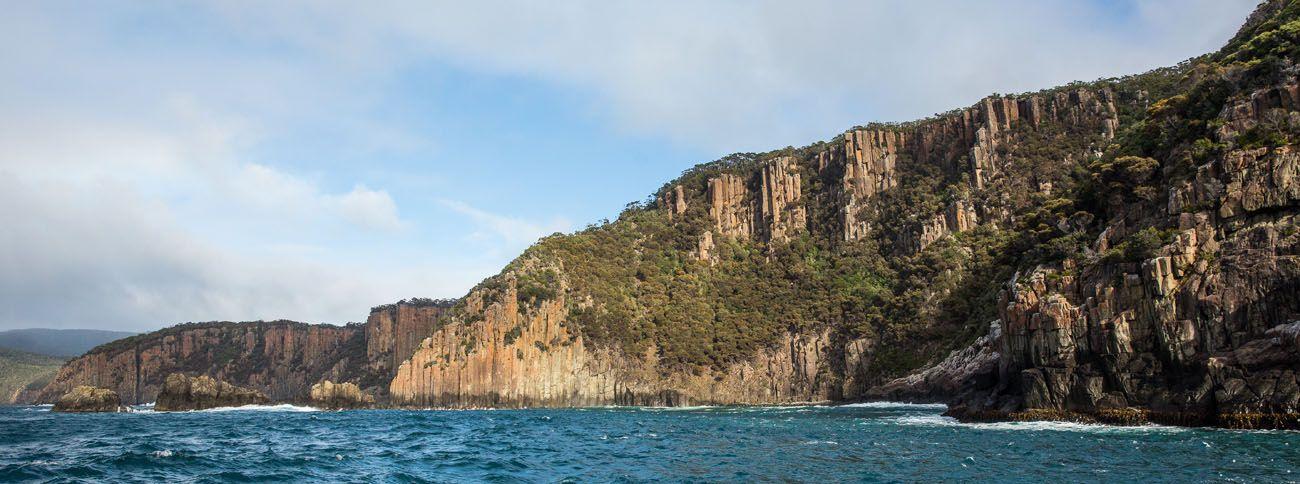 Tasman Coastline