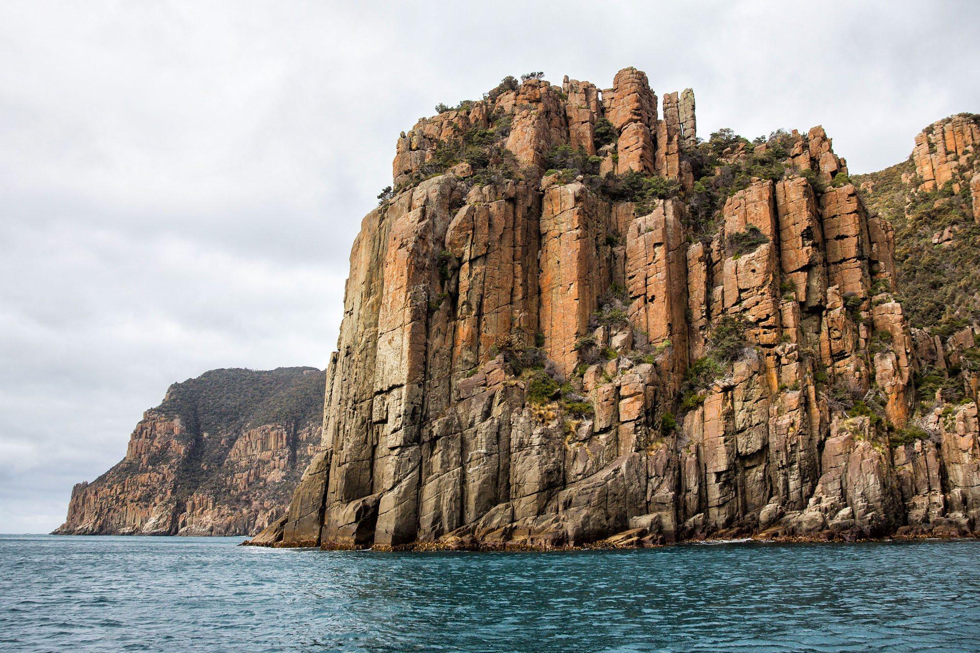 Tasman Island Cruise Photo