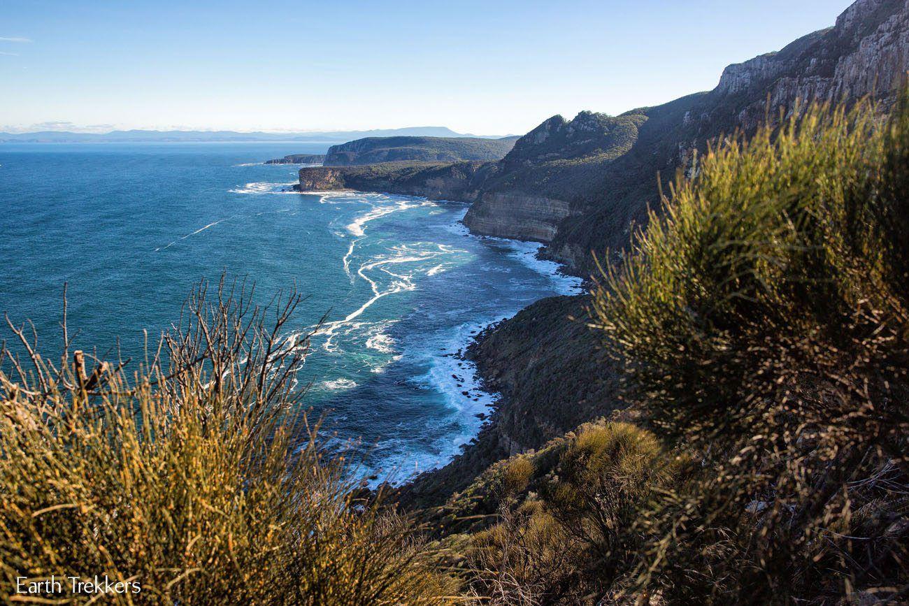 Tasman Peninsula coast