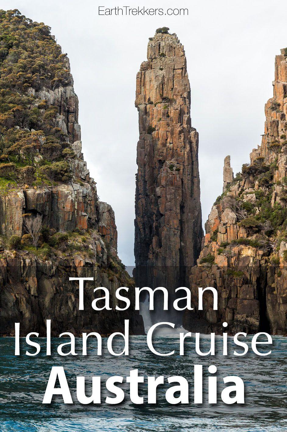 Tasmania Tasman Island Cruise Australia