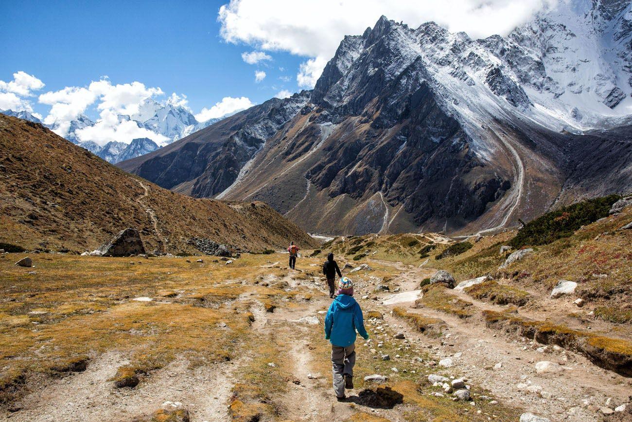 Trekking Nepal Kids