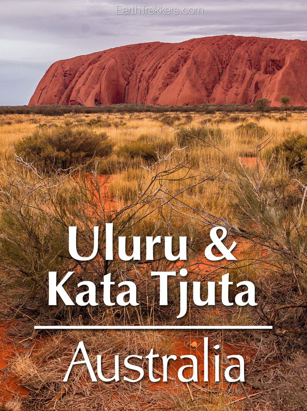 Uluru and Kata Tjuta Australia