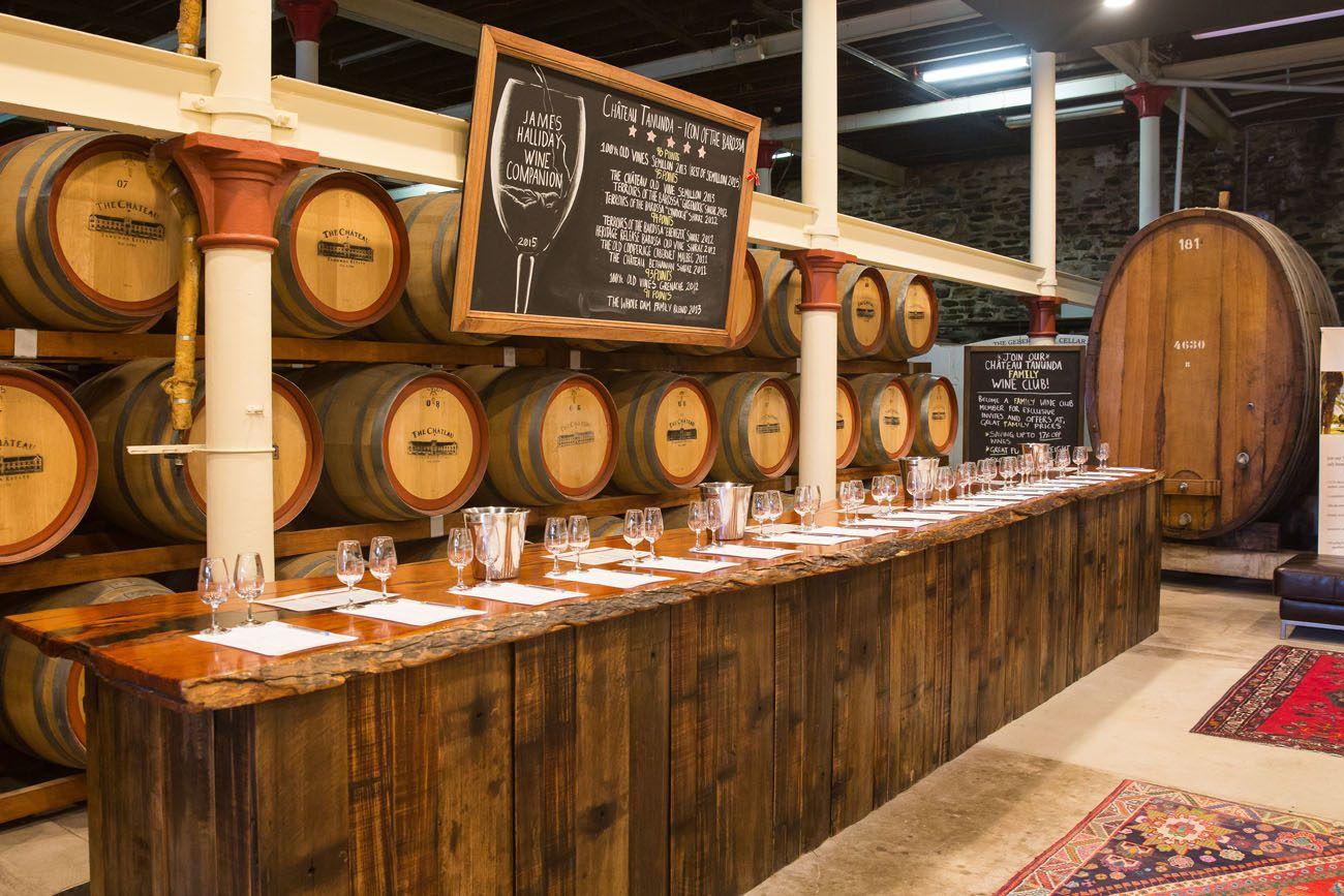 Wine Cellar Barossa