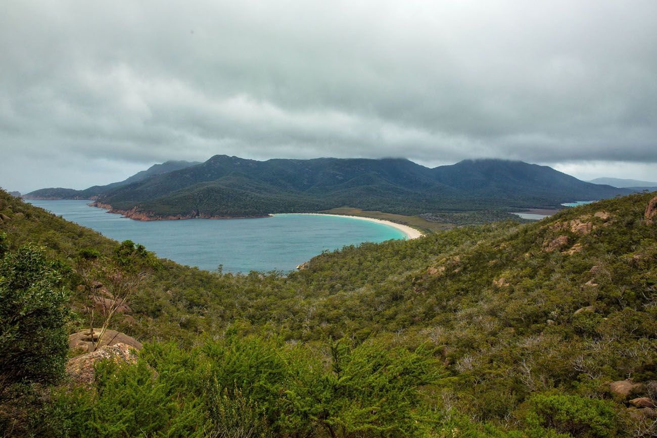 Wineglass Bay Overlook