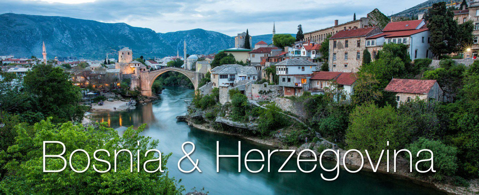 Destination Bosnia Herzegovina