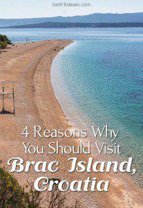 Brac Island Croatia Zlatni Rat