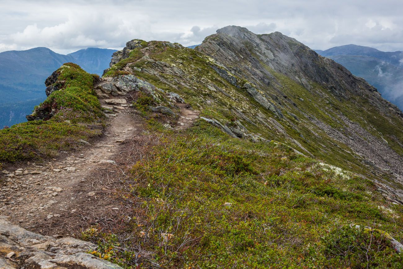 Hiking Andalsnes