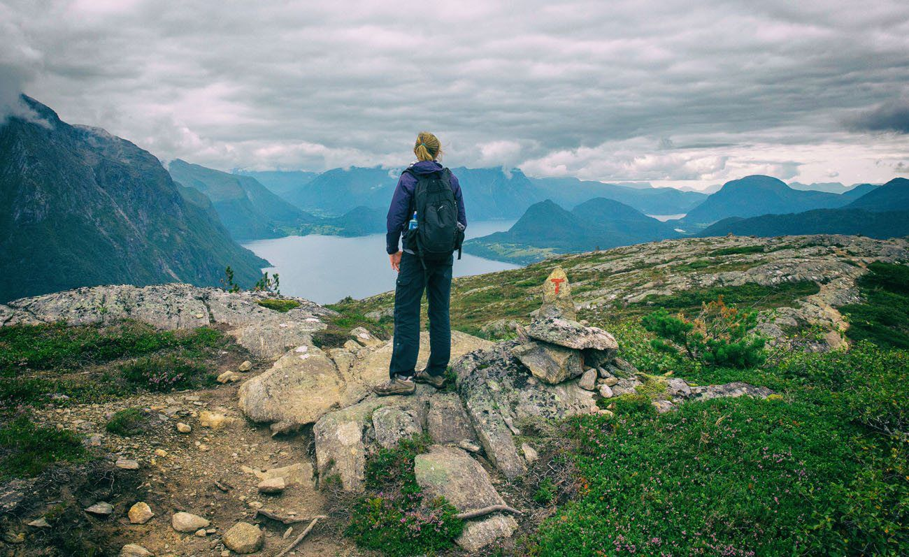 Hiking Norway