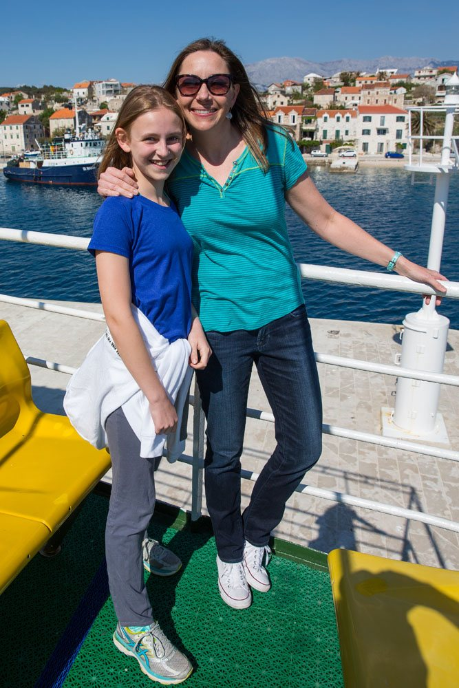 Julie and Kara