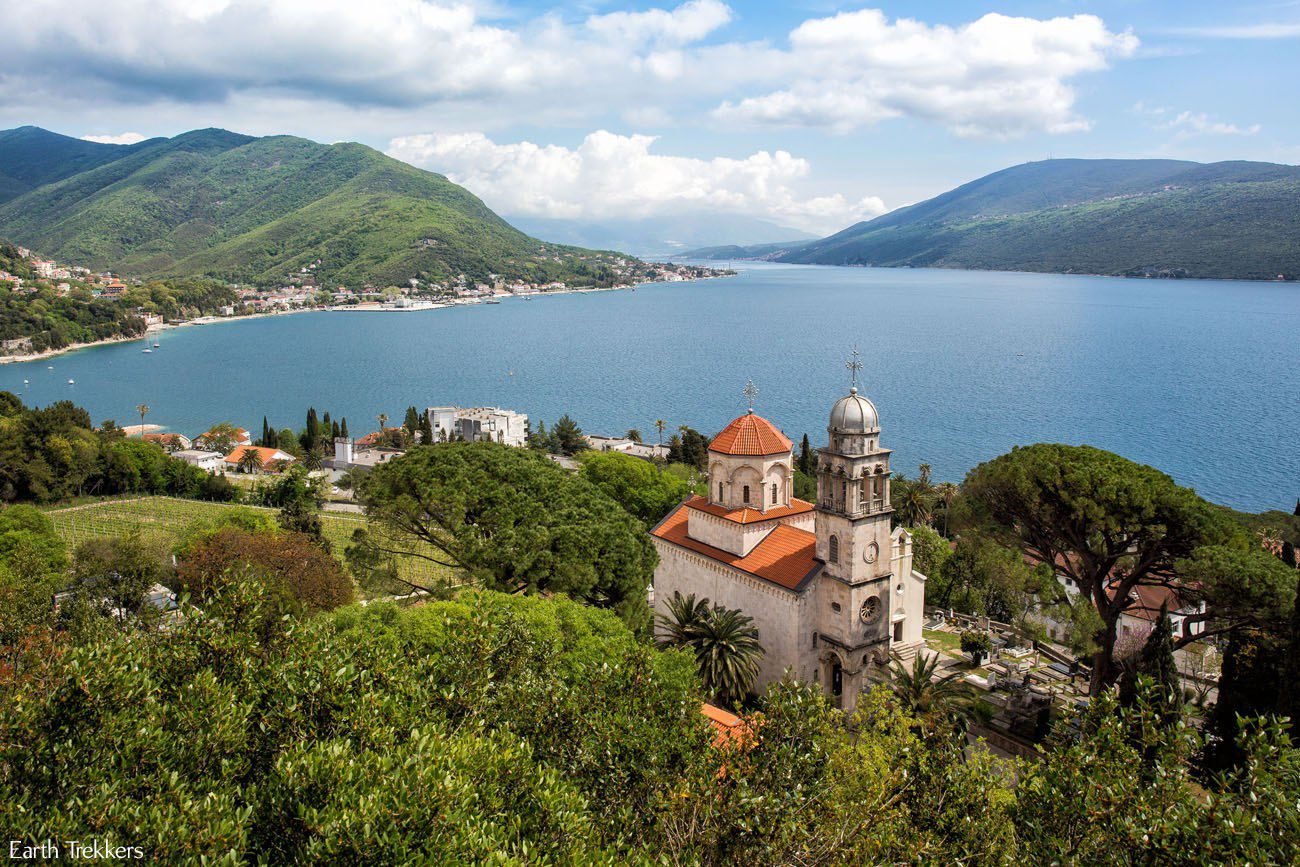 Montenegro in April