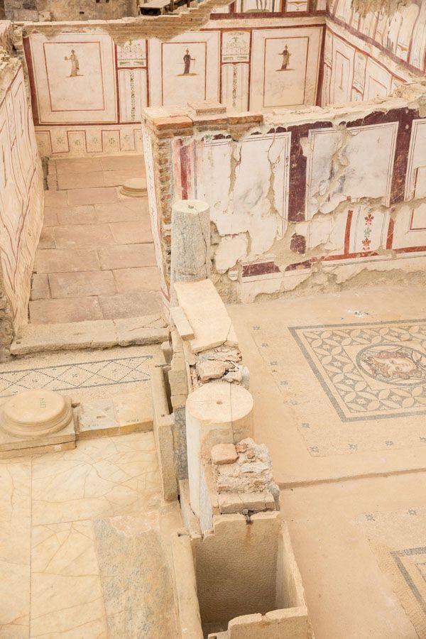 Mosaics Ephesus