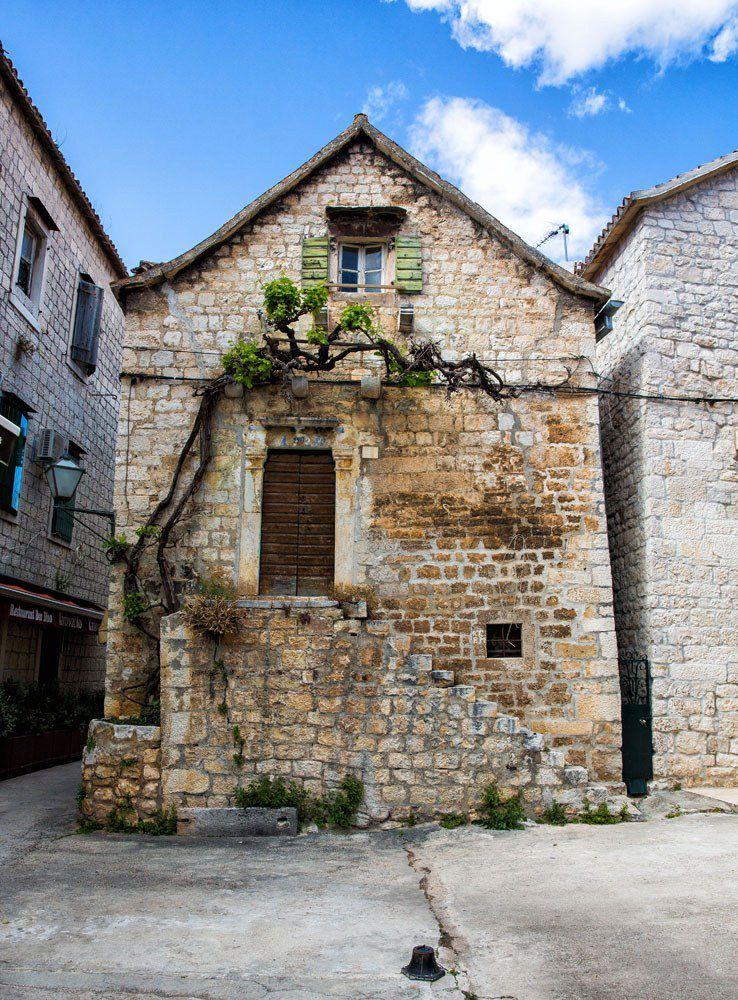 Old Building Trogir