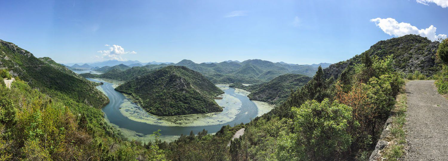 Skadar Panorama Photo