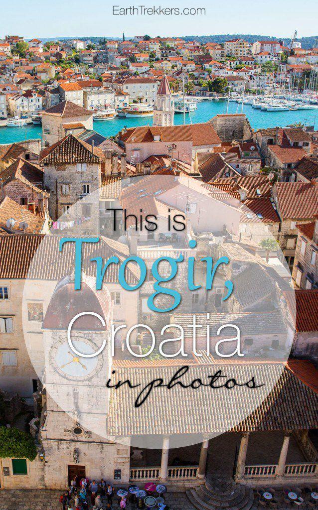 Trogir Croatia Photos