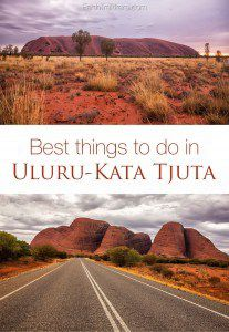 Uluru Kata Tjuta Best Things to do