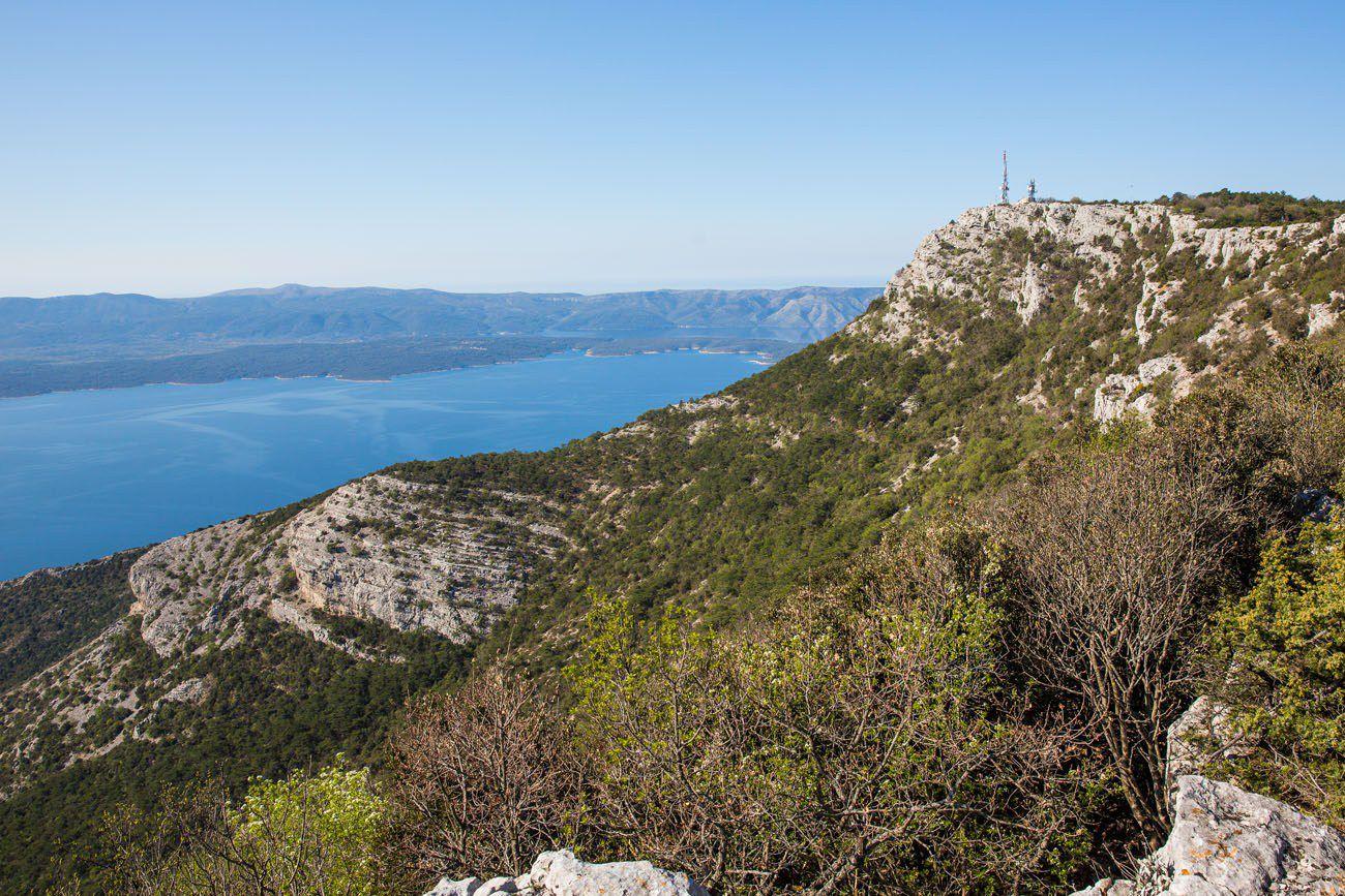 Vidova Gora viewpoint