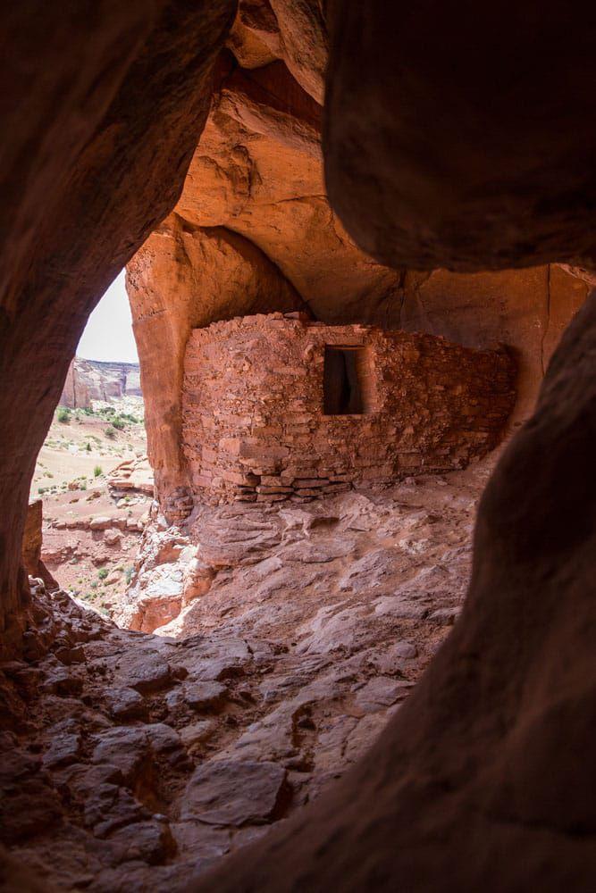 Anasazi Cave