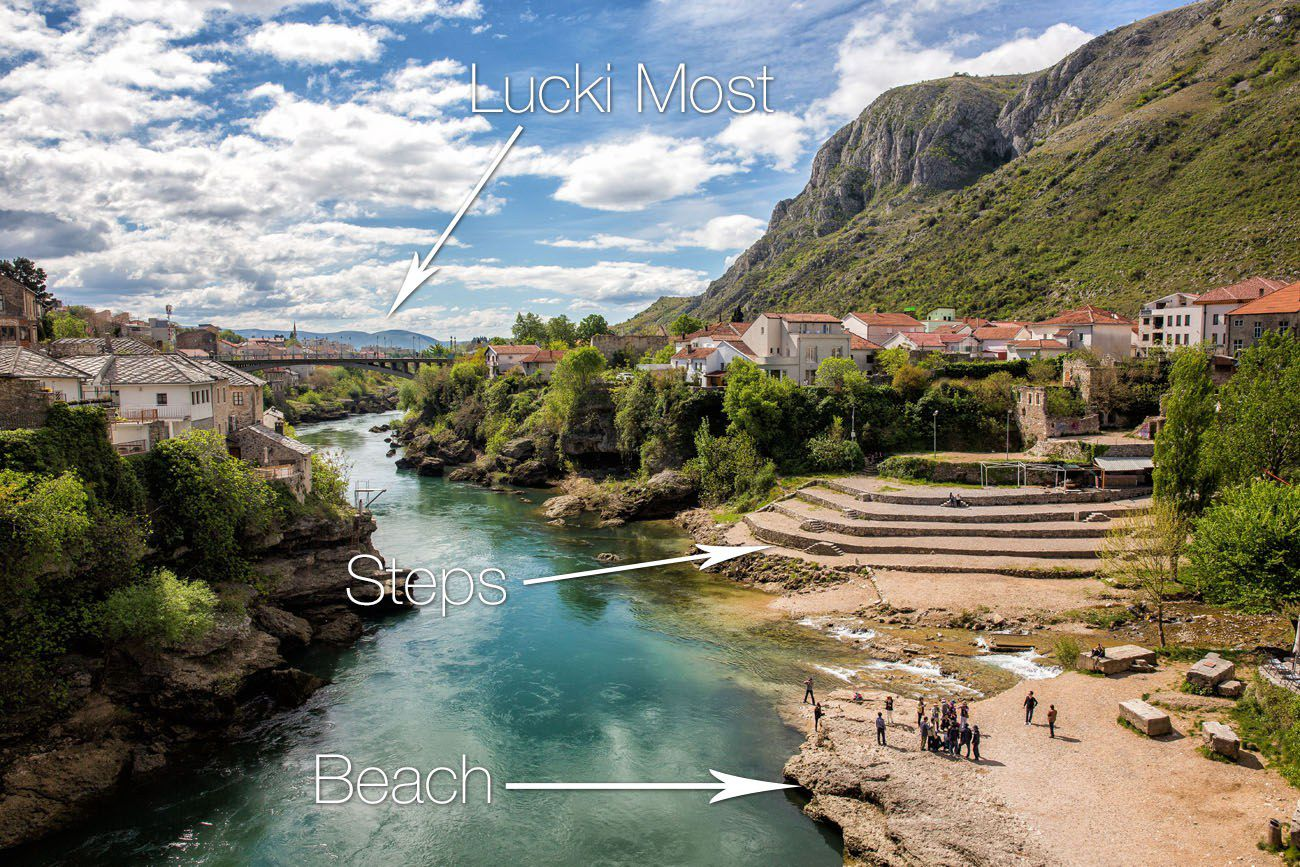Best View Stari Most