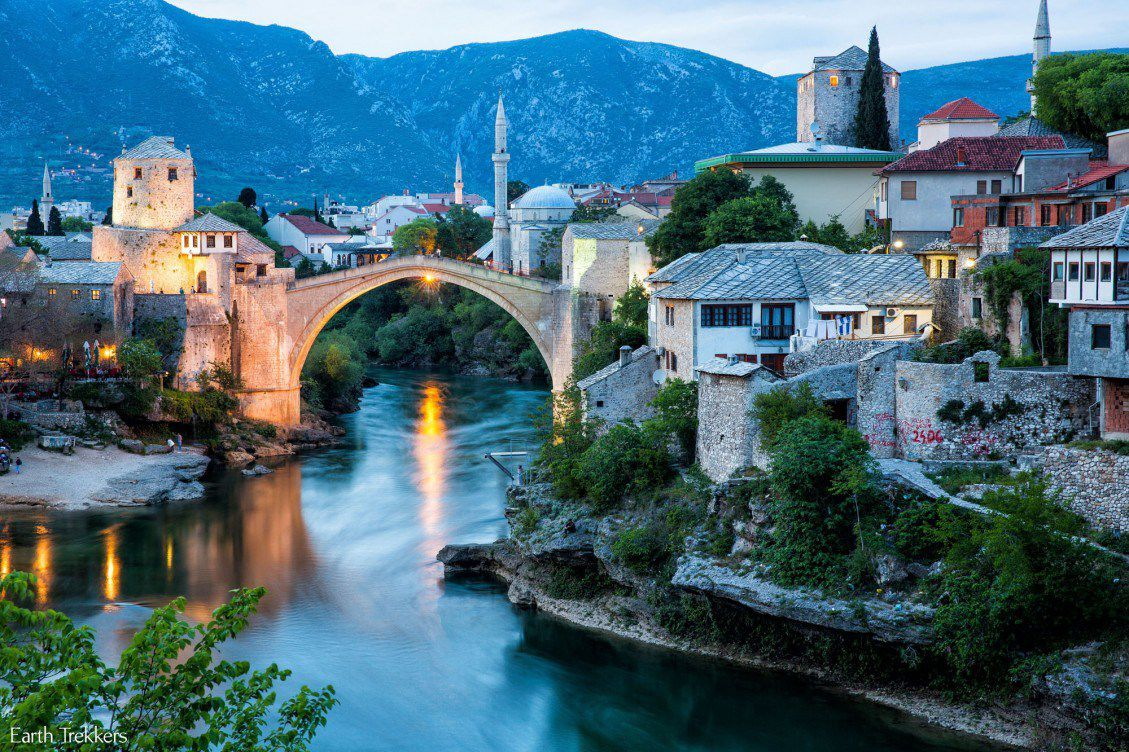 Best View of Stari Most