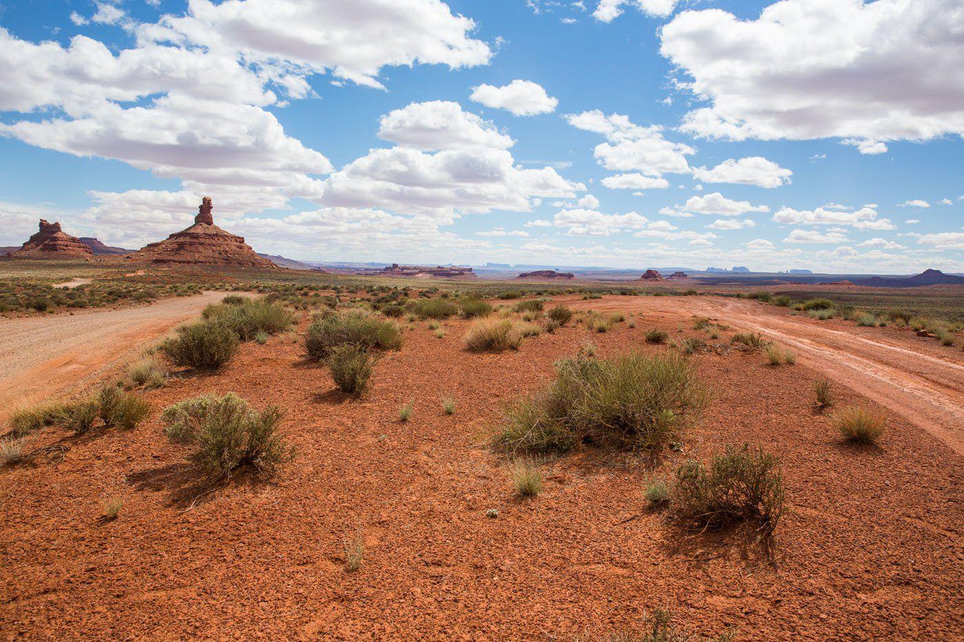 Desert Landscape Utah