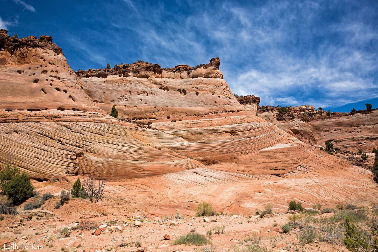 How To Hike Zebra Slot Canyon In Grand Staircase Escalante