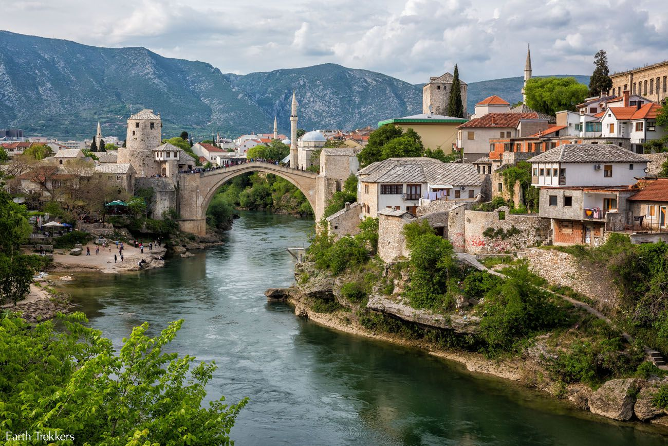 How to photograph Stari Most