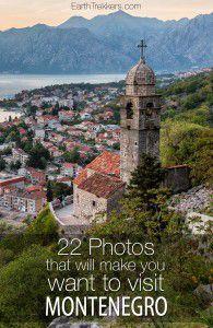 Montenegro in Photos