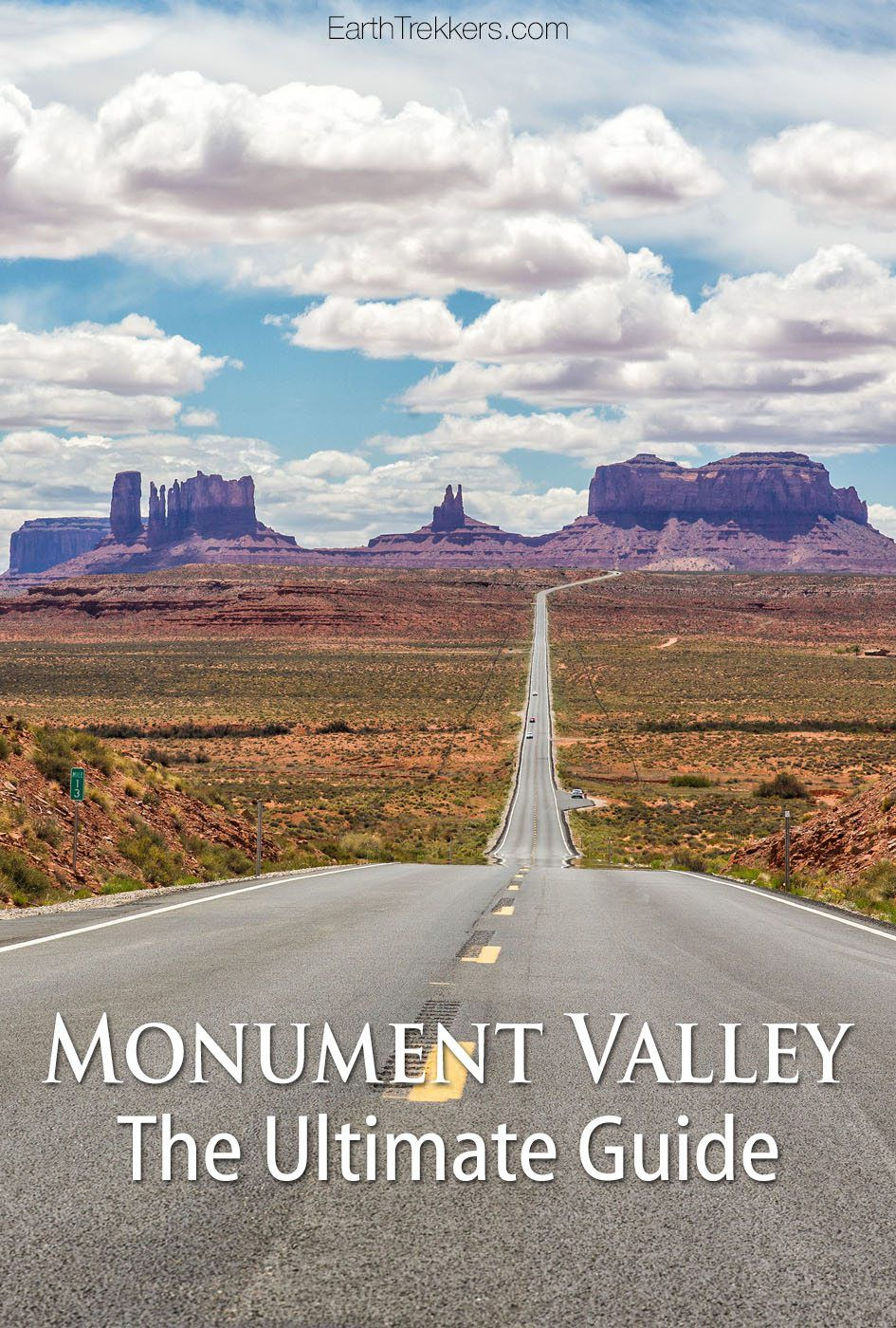 Monument Valley Travel Guide