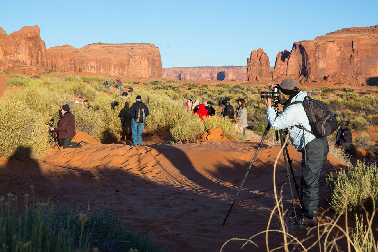 Photography Tour Monument Valley
