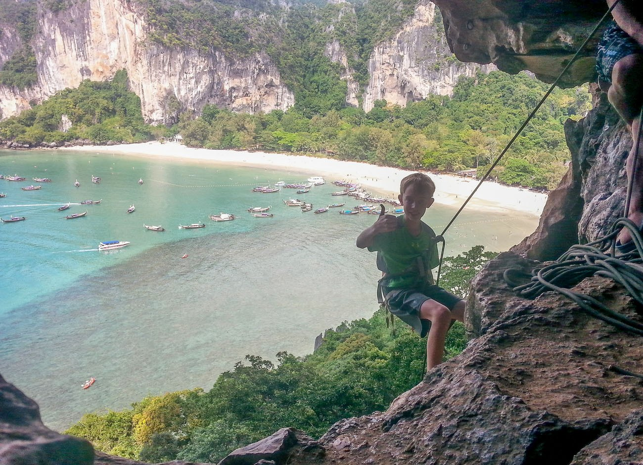 Tyler Rivenbark Thailand