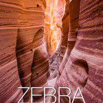 Zebra Slot Canyon Hike