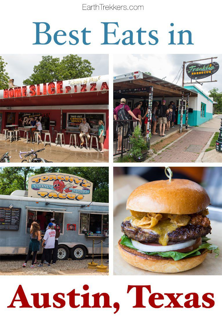 10 Essential Austin Restaurants You Should Try Earth Trekkers