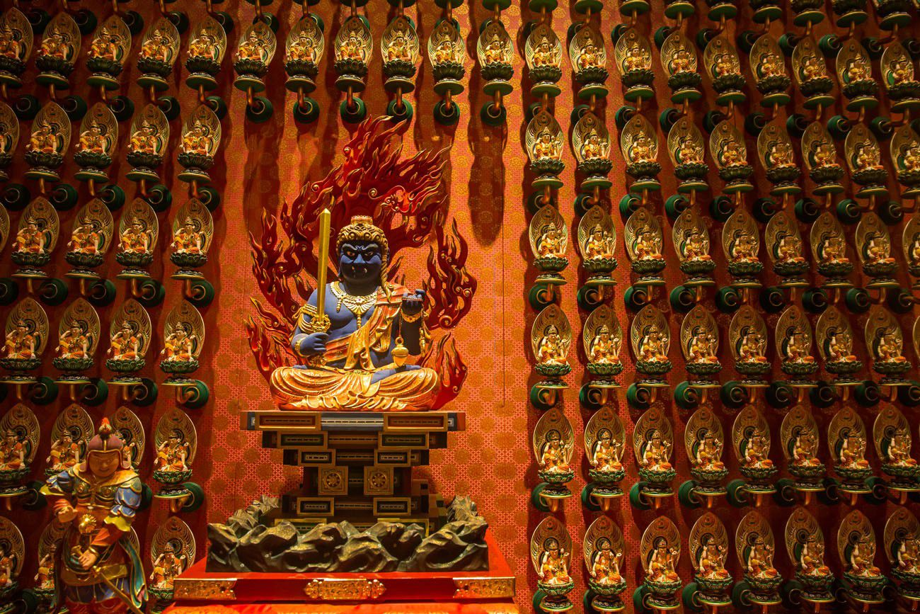 Buddha Tooth Relic Museum