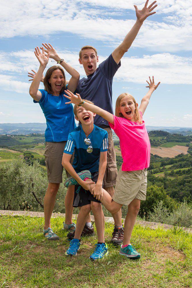 Earth Trekkers Italy